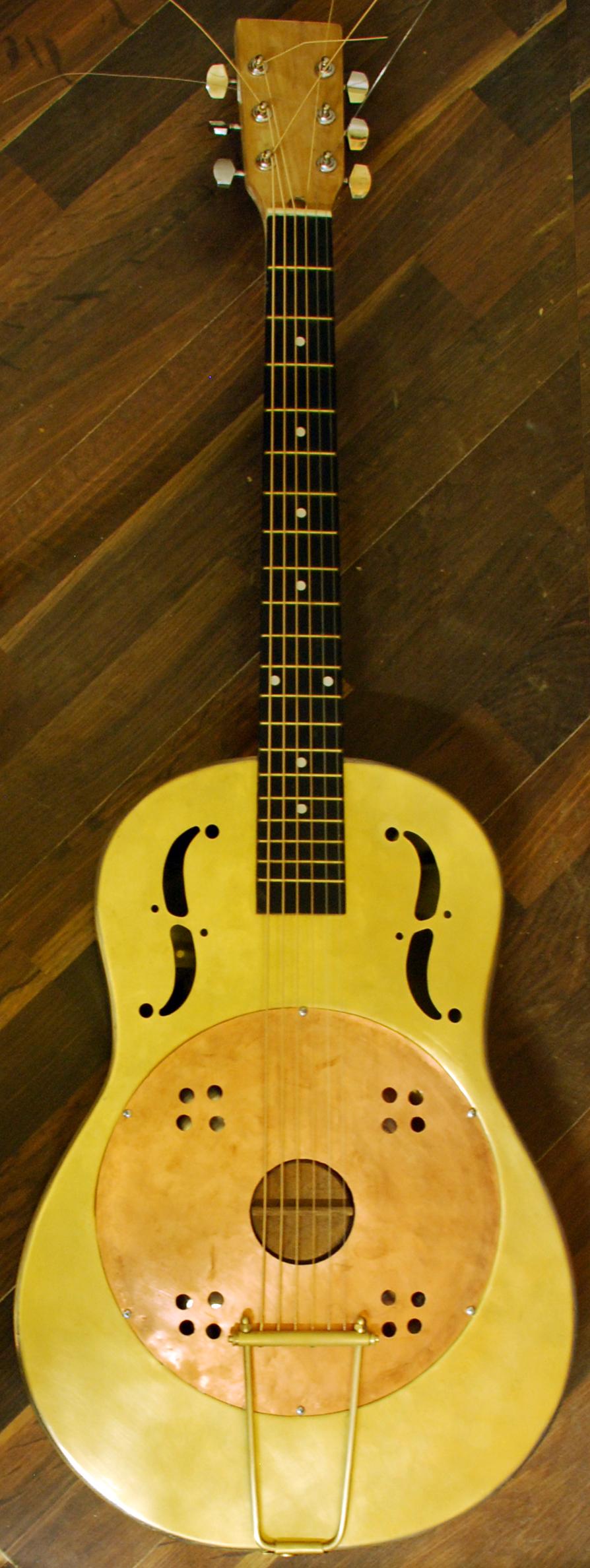 Технология изготовления акустических гитар 54
